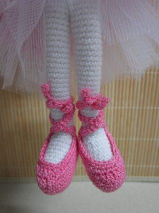 Owlishly: Brisa the ballerina amigurumi pattern available & a ... | 427x320